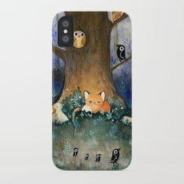 The night iPhone Case