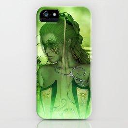 Wonderful fairy iPhone Case