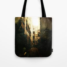 In The Comfort Of Shadows Tote Bag