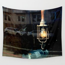 What Light Through Yonder Window... Wall Tapestry