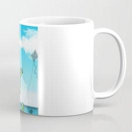 Olympic Volleyball Frog Coffee Mug