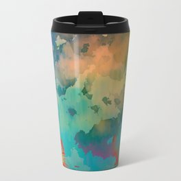 A place for lying down and look up / Botanic Travel Mug