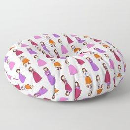 Katherine Plumbers Floor Pillow