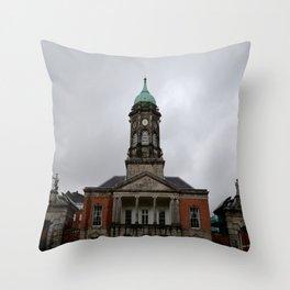 Dublin Castel Throw Pillow
