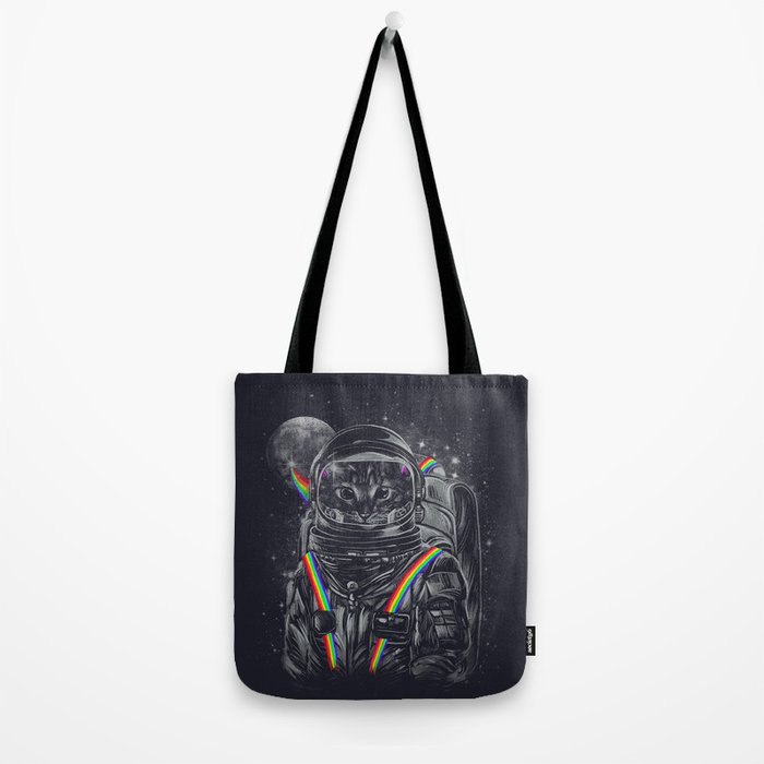 Space Mission Tote Bag