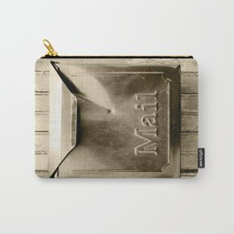 Mail - Sepia Carry-All Pouch