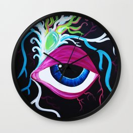 Memories of a corpse Wall Clock