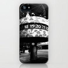Alexanderplatz art iPhone (5, 5s) Slim Case