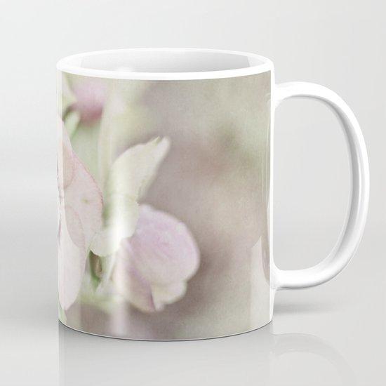 Pastel Flowers Mug