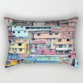 Venezuelan Tetris Rectangular Pillow