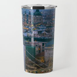Evening view Travel Mug