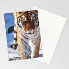 Tiger Strut Stationery Cards