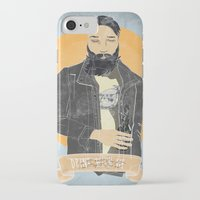 alcohol iPhone & iPod Cases featuring alcohol and engines by Napa