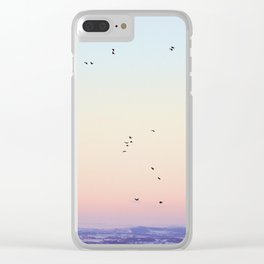 The Crows Clear iPhone Case