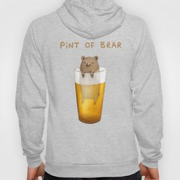 Pint of Bear Hoody