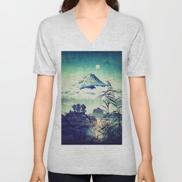 The Midnight Waking Unisex V-Neck