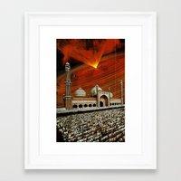 apocalypse now Framed Art Prints featuring Apocalypse Now by Caroline A