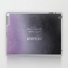 wander {violet Laptop & iPad Skin