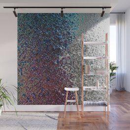 Colorful Dust in Sidelight Wall Mural