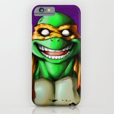 Turtle Power - The Party Dude iPhone 6s Slim Case