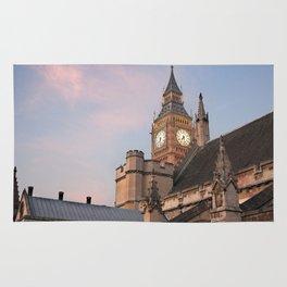 Big Ben over London Rug