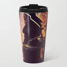 No time for caution Travel Mug