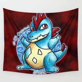 159-Croconaw Wall Tapestry