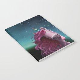 Sassy Unicorn Notebook
