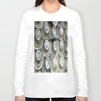 hats Long Sleeve T-shirts featuring Panamenian hats by lennyfdzz