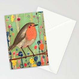 je ne suis pas qu'un oiseau revisited Stationery Cards