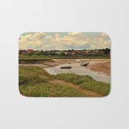 Norfolk Saltmarshes Bath Mat