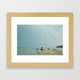 No. 3 Framed Art Print
