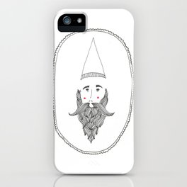 Yule Lade iPhone Case