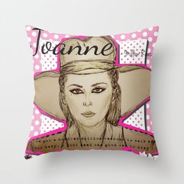 (Joanne - Million Reasons) - yks by ofs珊 Throw Pillow