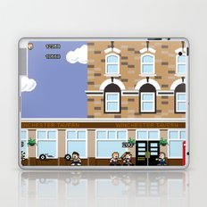 8bit Shaun Of The Dead Laptop & iPad Skin