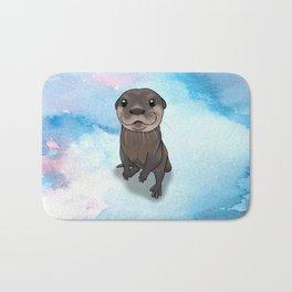 Otter Cuteness Bath Mat
