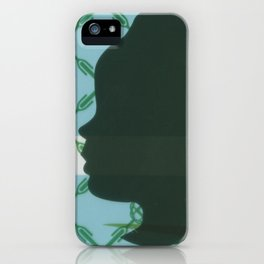 Lawn study 3 iPhone Case
