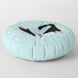 Santa Paws Floor Pillow