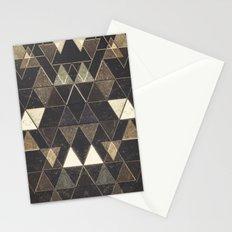 Triangles XXVII Stationery Cards