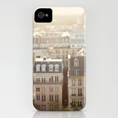 Dans Mon Reve de Paris Slim Case iPhone (4, 4s)
