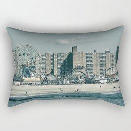 Luna Retro Rectangular Pillow