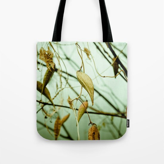 Entangled Lives Tote Bag