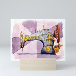 Doe Ray Me Fa Sew Mini Art Print