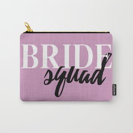 Bride Squad Carry-All Pouch