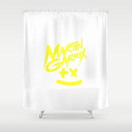 Martin Garrix Shower Curtain