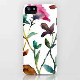 Garden Play 2 iPhone Case