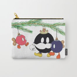 Christmas' Bobomb Carry-All Pouch