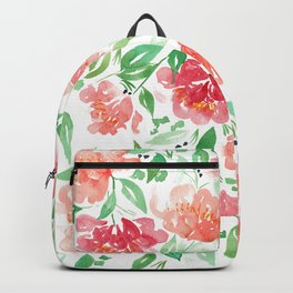 Roses collection Red // Pink // Green Palette Backpack
