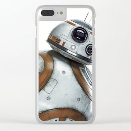 BB-8 Clear iPhone Case