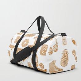 Amusement Industries - Golden Duffle Bag